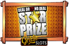 Deal or No Deal Star Prize Slot