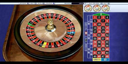Lucky 8 Roulette