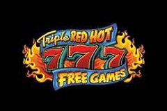 Triple Red Hot 777 Slot